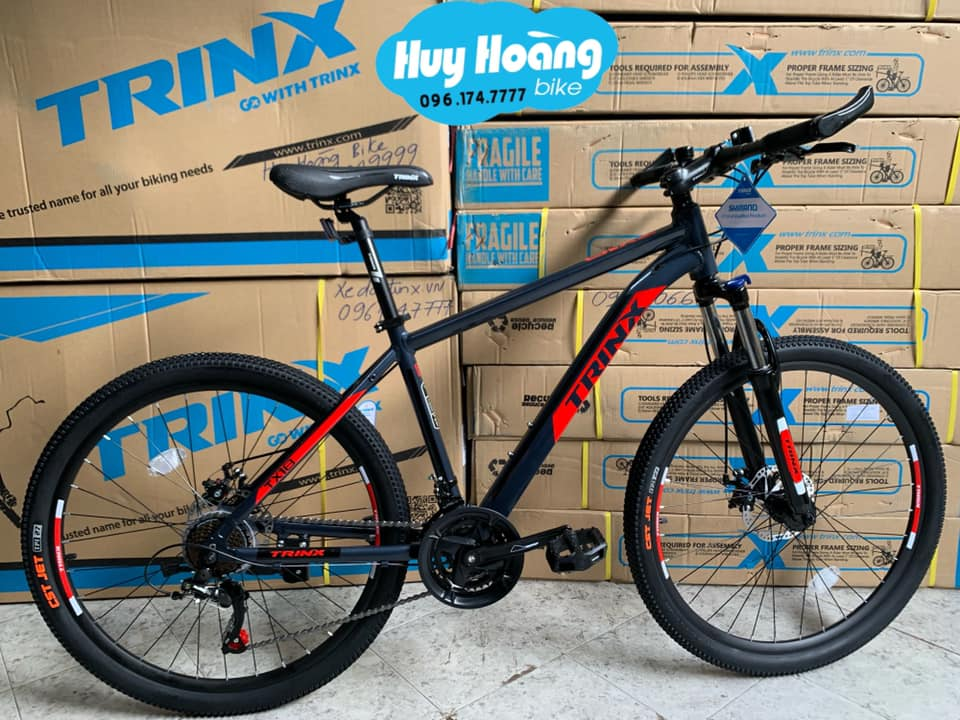 Trinx TX18 Grey Black Red