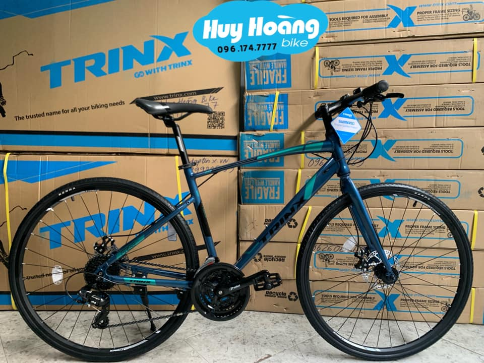 Trinx Free 2.0 Blue black Green