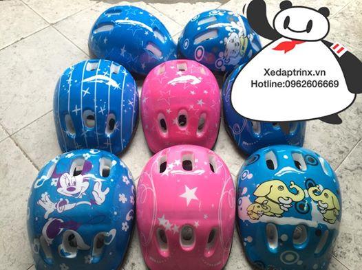 Mũ xe đạp trẻ em