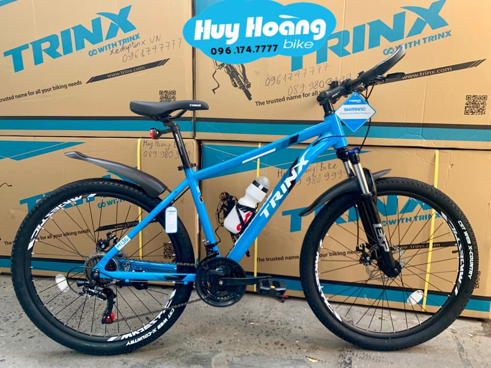Trinx M136 Blue White Black Blue