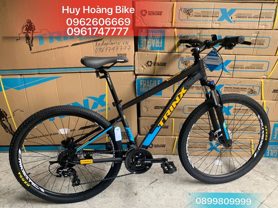 Trinx M600 elite ( Black Yellow Blue ) 2021
