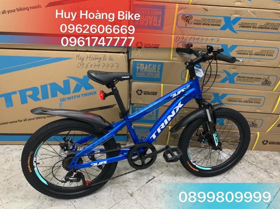 Trinx Junior 1.0 (6-12 tuổi)  2021