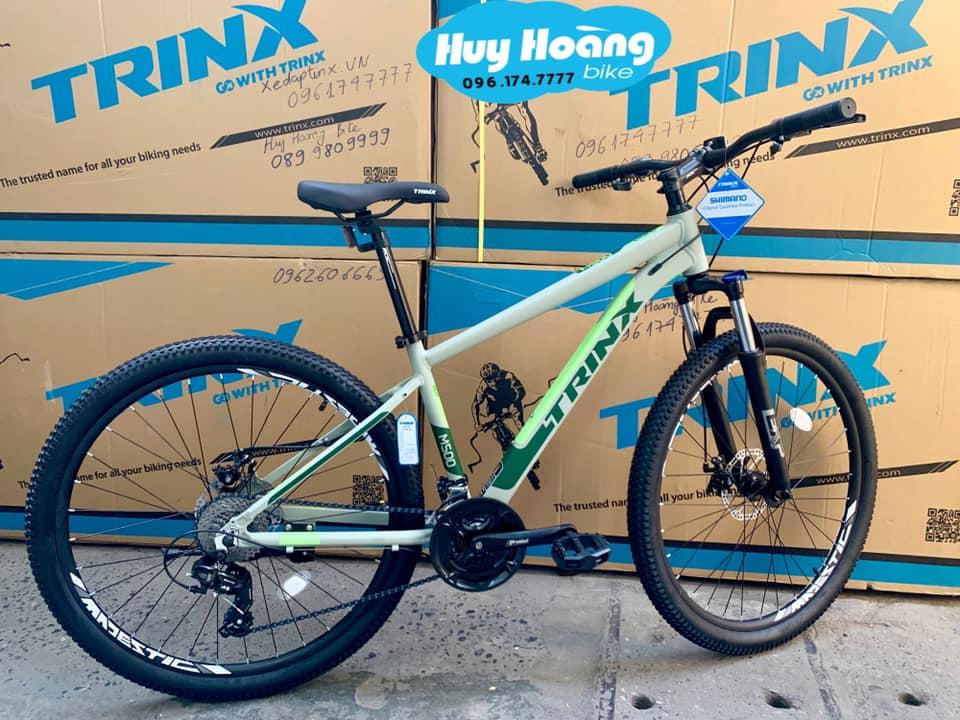 Trinx M500 elite ( Matt Grey Green )