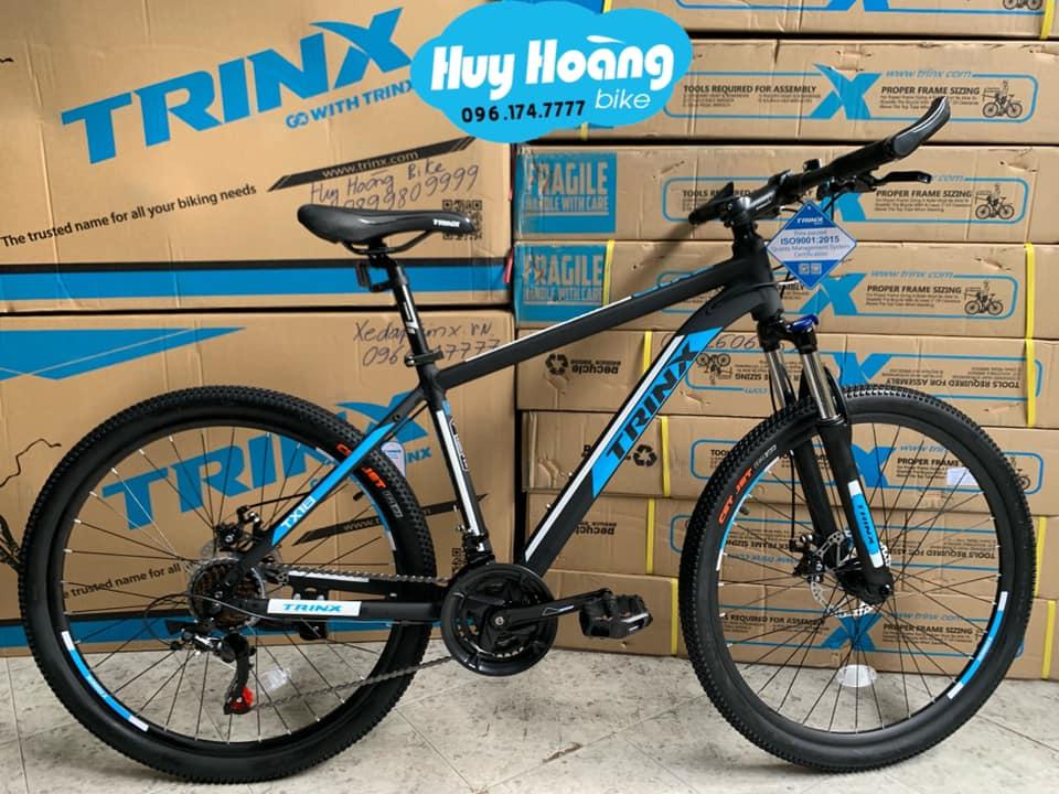 Trinx TX18 Matt Black Blue