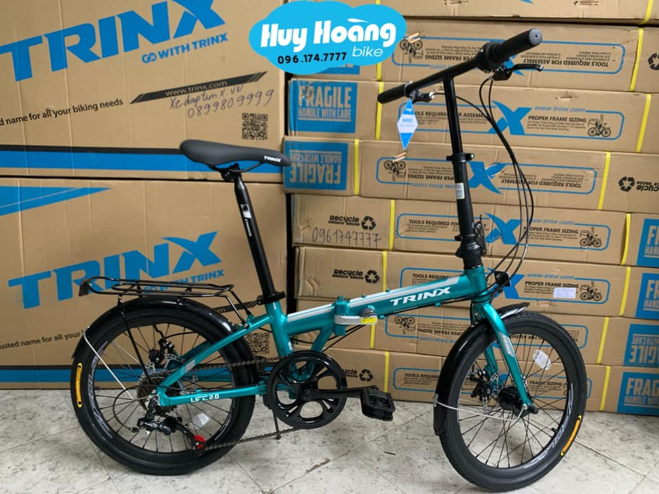 Xe đạp gấp Trinx life 2.0 ( 6 đến 12 tuổi )