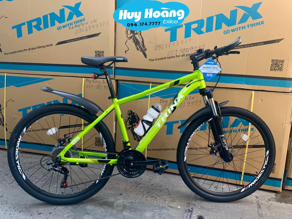 Trinx M136  Green BLack Green