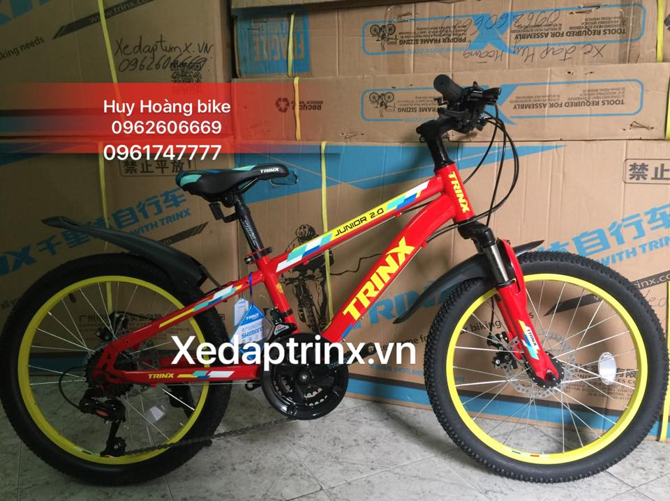 Trinx Junior 2.0 (6-12 tuổi)