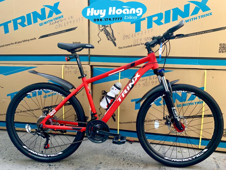 Trinx M136 Red White Red
