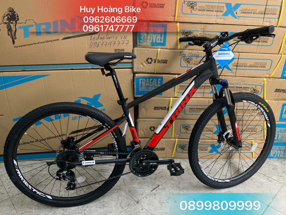 Trinx M600 elite ( Black Grey Red ) 2021